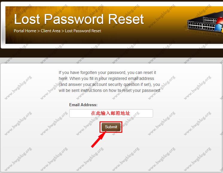 搬瓦工忘记了登录密码怎么办,搬瓦工VPS账号密码忘记了怎么找回?