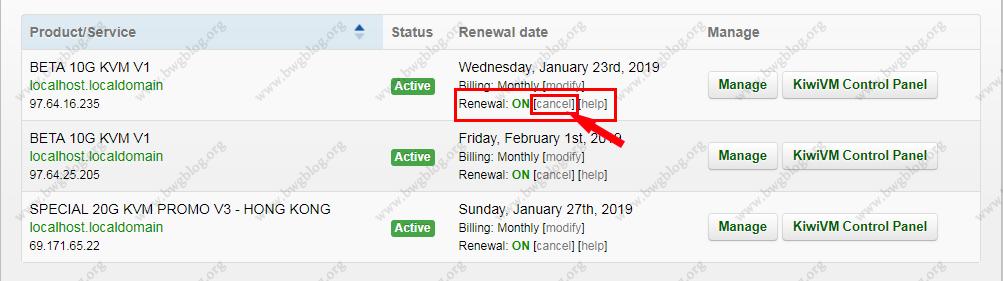 搬瓦工续费-搬瓦工VPS到期后没有收到续费邮件通知及续费账单怎么办