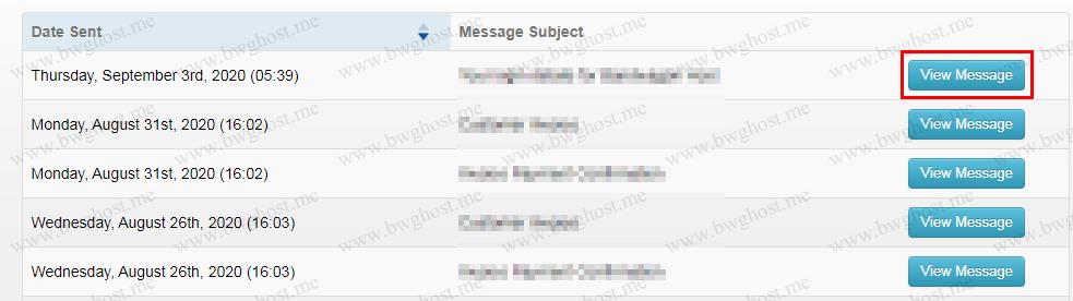 接收不到搬瓦工邮件?搬瓦工后台查看邮件教程